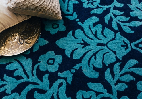 """The Paradise Rug"" from $3,500 – Pure New Zealand Wool – Hand Tufted"